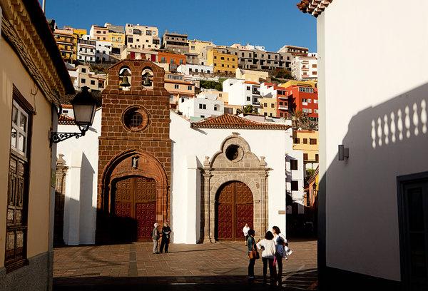 西班牙加那利群島的聖塞巴斯蒂安。最終有權申請西班牙居留簽證,並可暢通無阻進入歐盟,這對購房者來說是一個加分項。