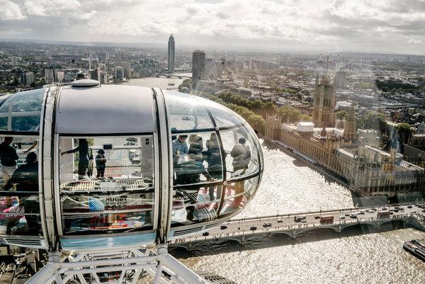 倫敦眼摩天輪很貴,但想要一覽這座城市的全貌,有更便宜的方式。